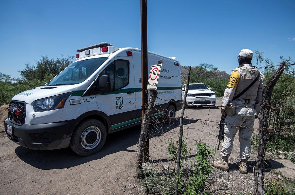 Promete AMLO investigar derrumbe en mina de Múzquiz