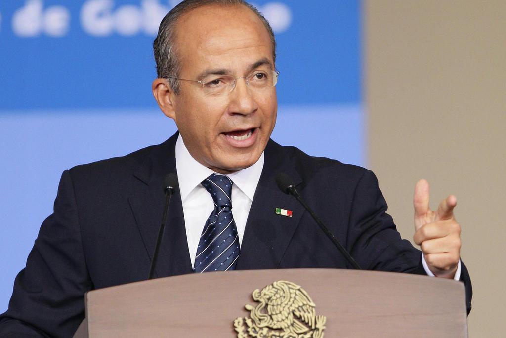 Felipe Calderón llama a no promover polarización de la CDMX