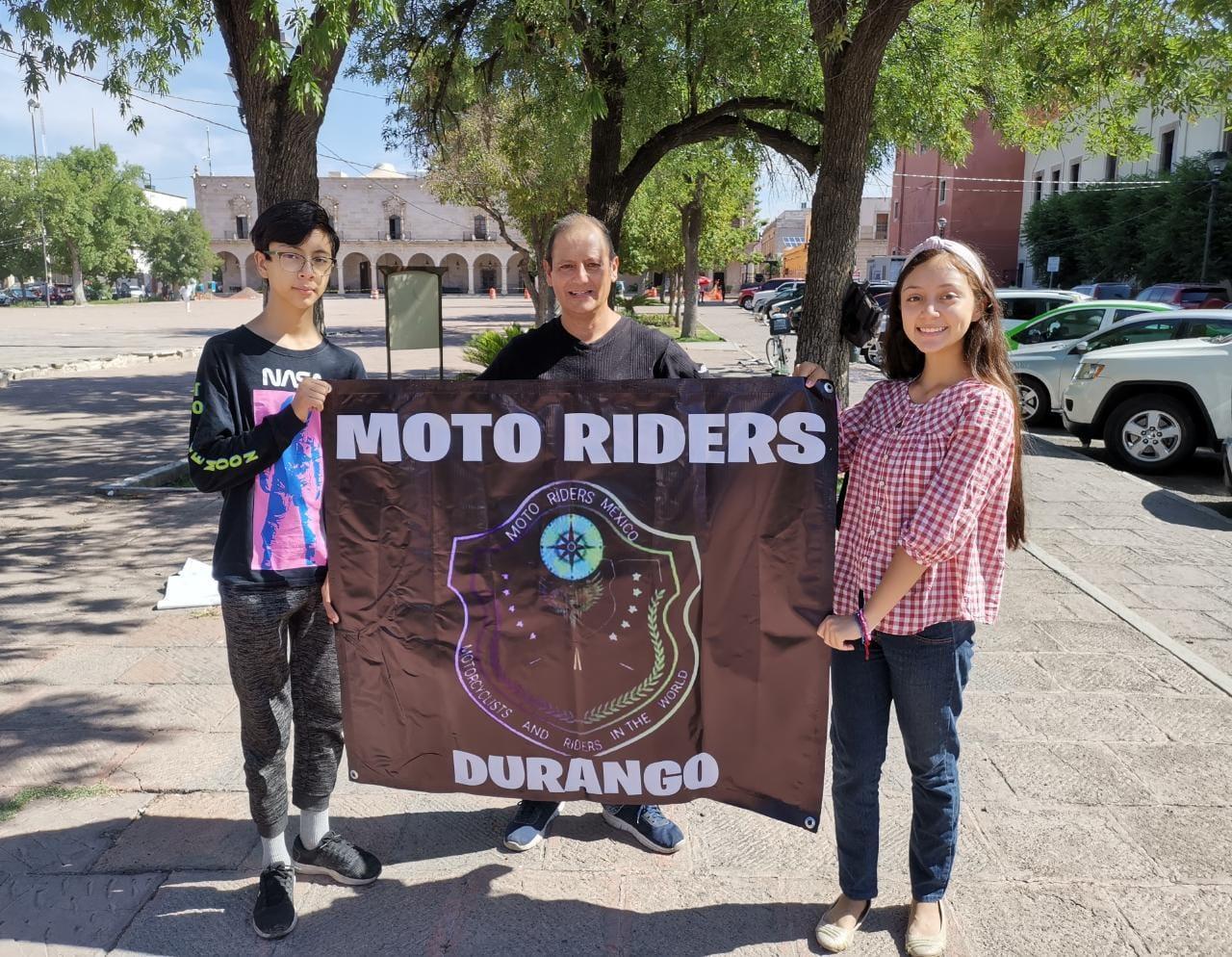 Durango recibirá a cientos de motociclistas