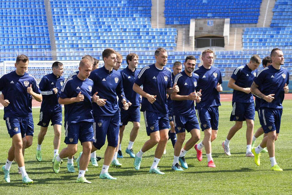 Rusia separa a Andrey Mostovoy en la Eurocopa tras contraer COVID-19