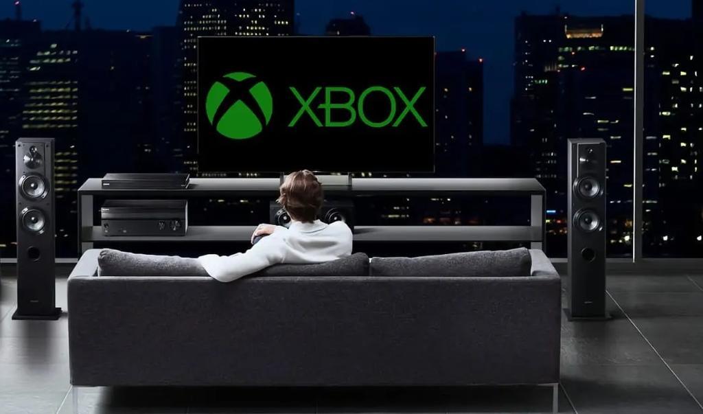 Xbox desarrolla app para televisiones inteligentes
