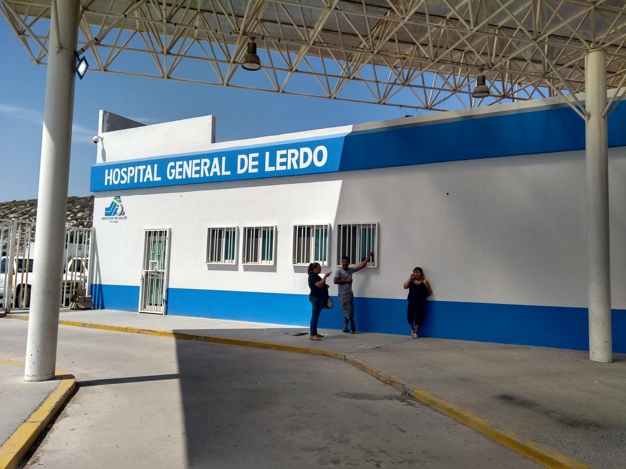 Avanzan trámites para el nuevo hospital en Lerdo