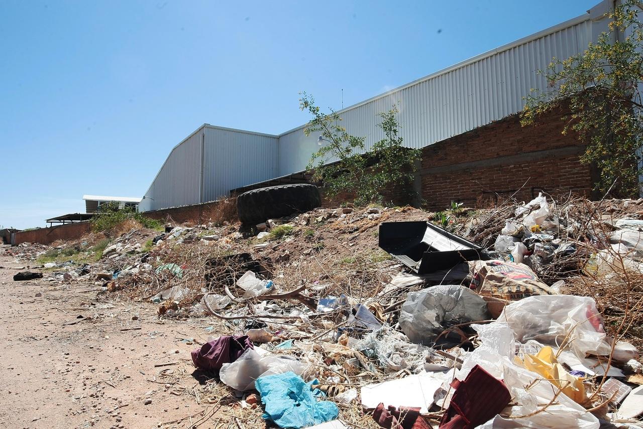 Solo el 77% de la basura es tratada