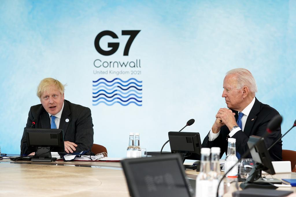 Compromisos por vacunas presiona al G7