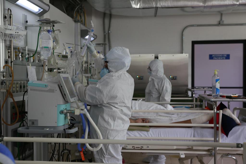 Va 76 % de pacientes a hospitales privados por atención COVID en México