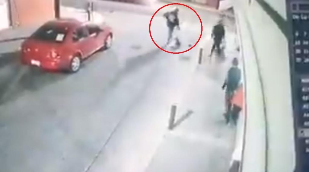 Roban perrito a niño de 10 años en las calles de Guanajuato
