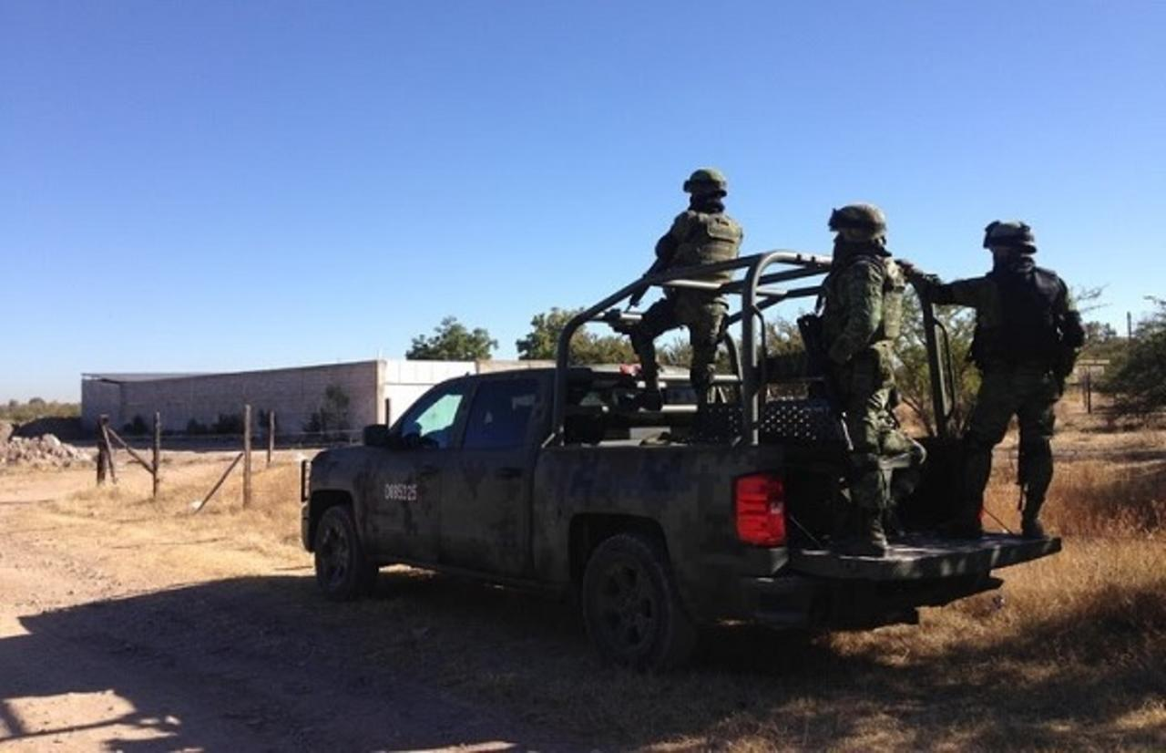 Se registra una balacera cerca de territorio estatal