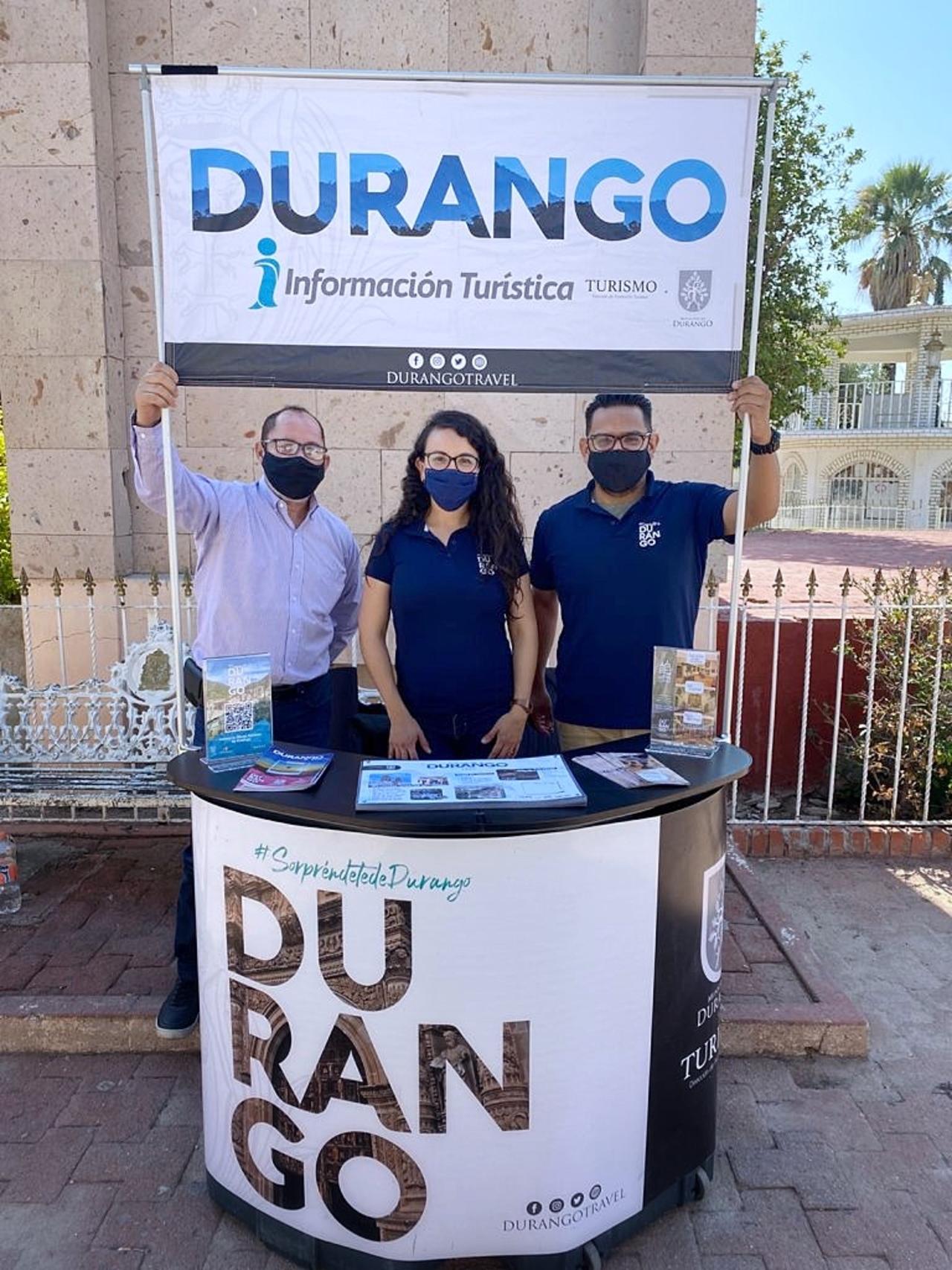 Prepara Durango atractivas promociones turísticas