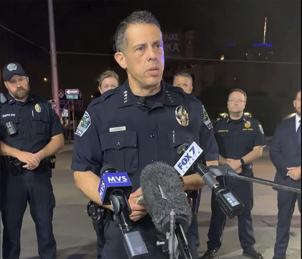 Arrestan a hombre tras tiroteo en Austin