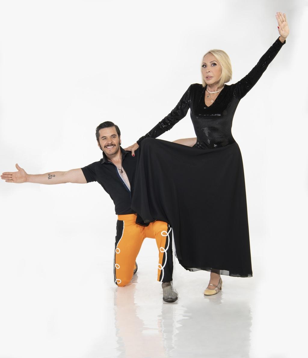 Laura Bozzo y Raúl Sandoval quedan fuera de Las estrellas bailan