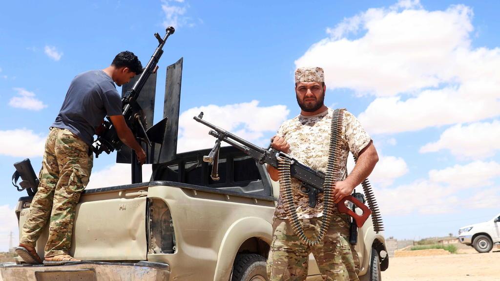 Libia, el 'patio de atrás' de la OTAN agitado por Turquía y Rusia
