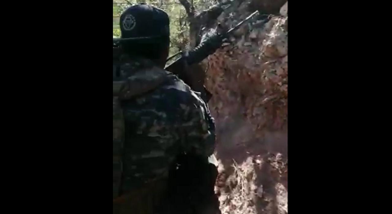 Circulan supuestos videos del enfrentamiento en los límites de Durango con Zacatecas