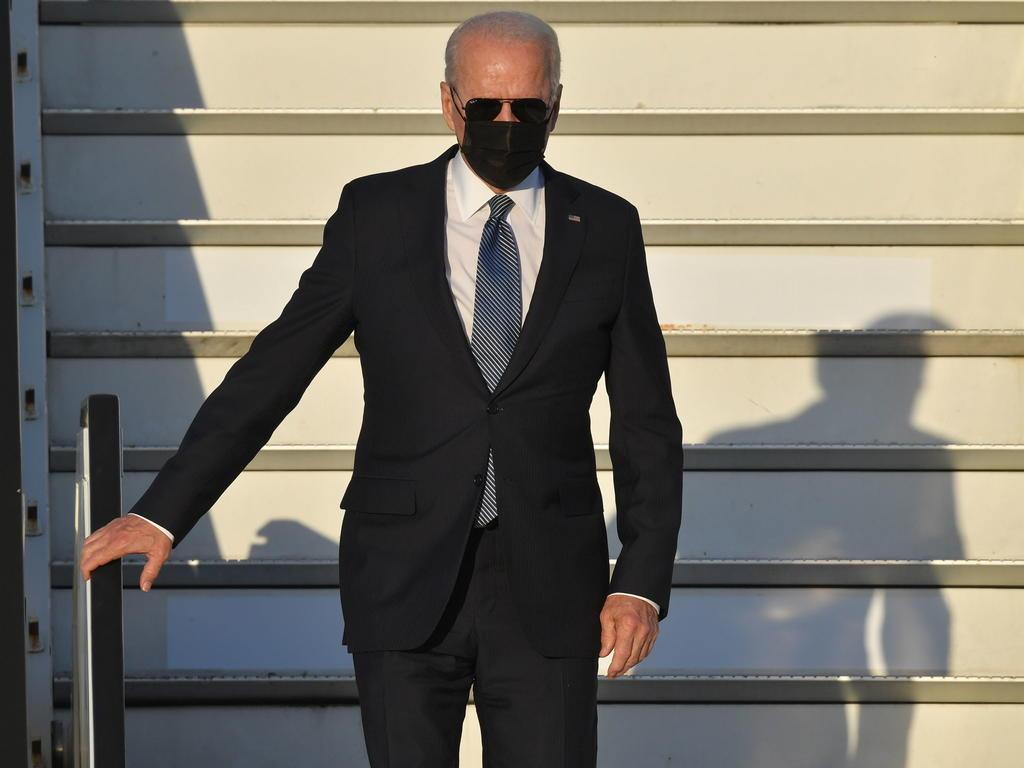 Joe Biden felicita a Naftali Bennett y confía en fortalecer la relación con Israel