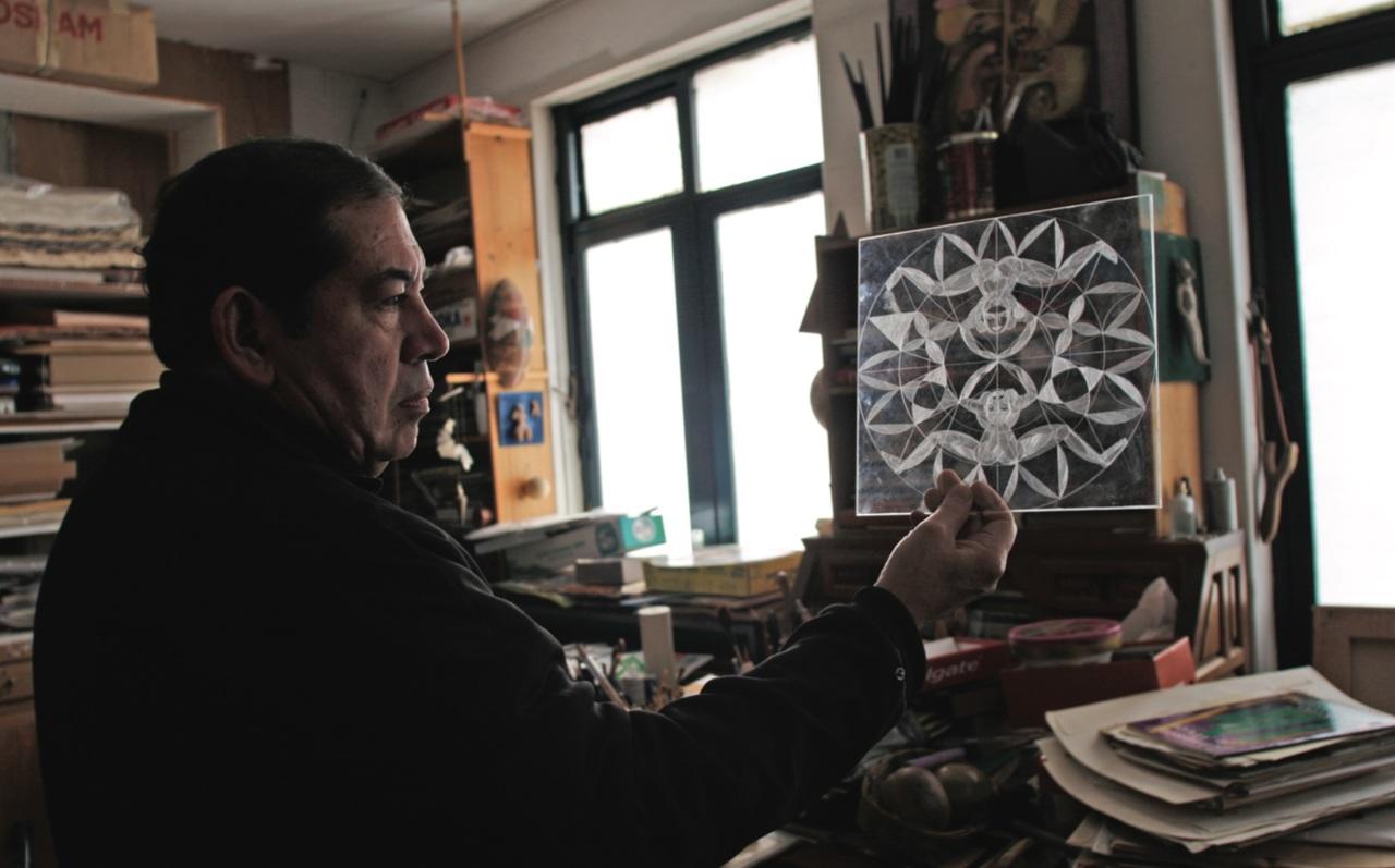 Exponen más de 60 piezas de Guillermo Ceniceros
