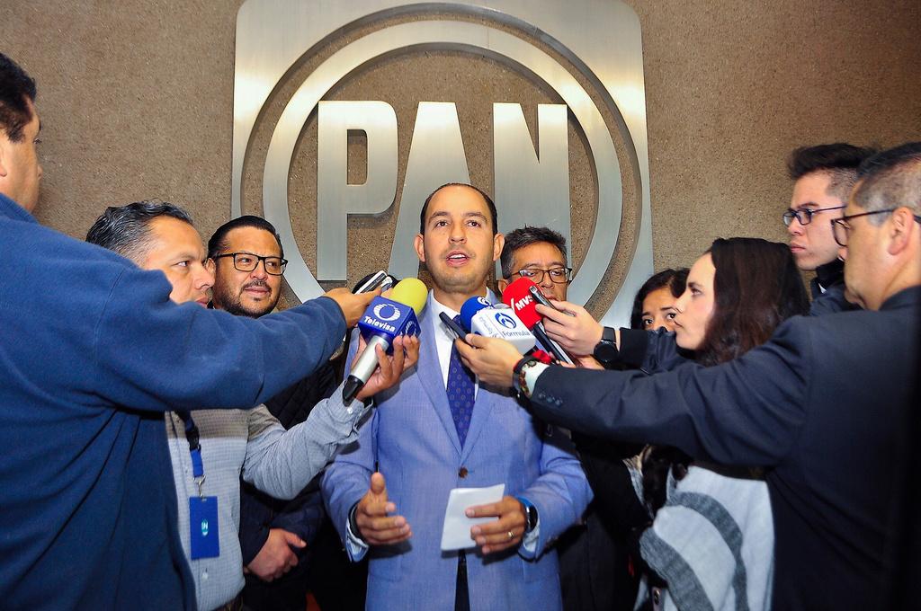 PAN impugnará comicios en SLP, Campeche y Michoacán