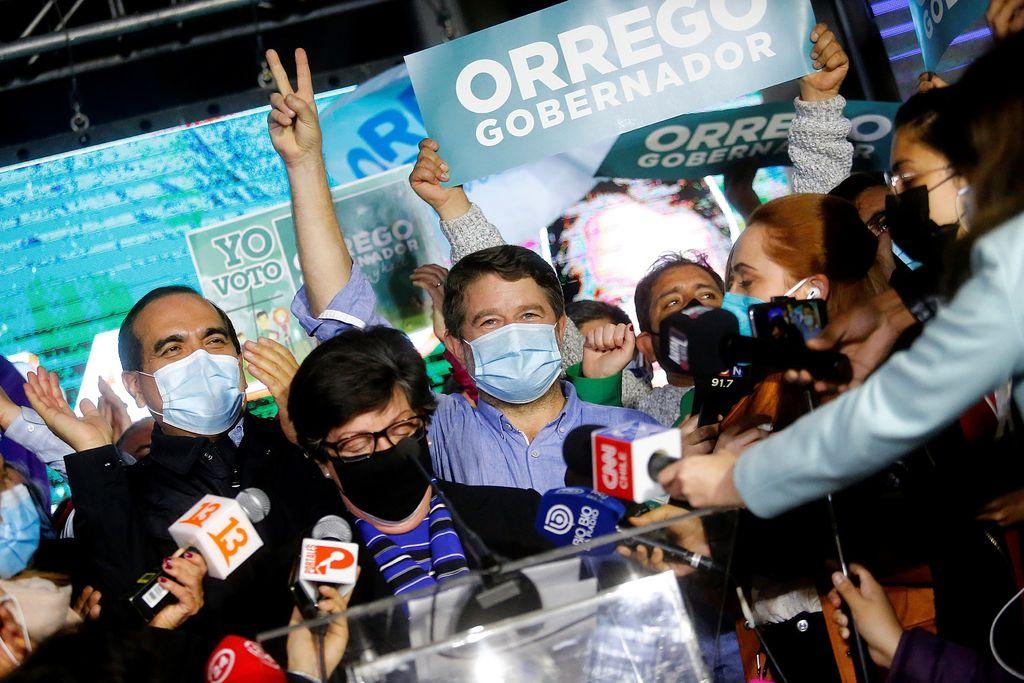 Centroizquierda gobernará gran parte de Chile
