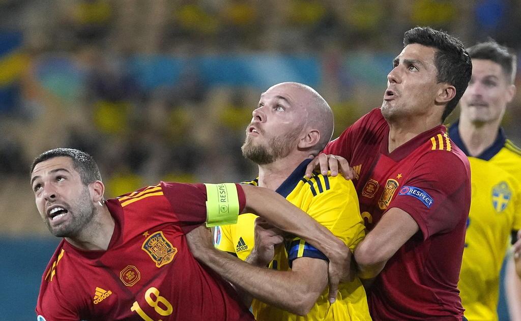 España y Suecia se estrenan en la Euro 2020 con un empate