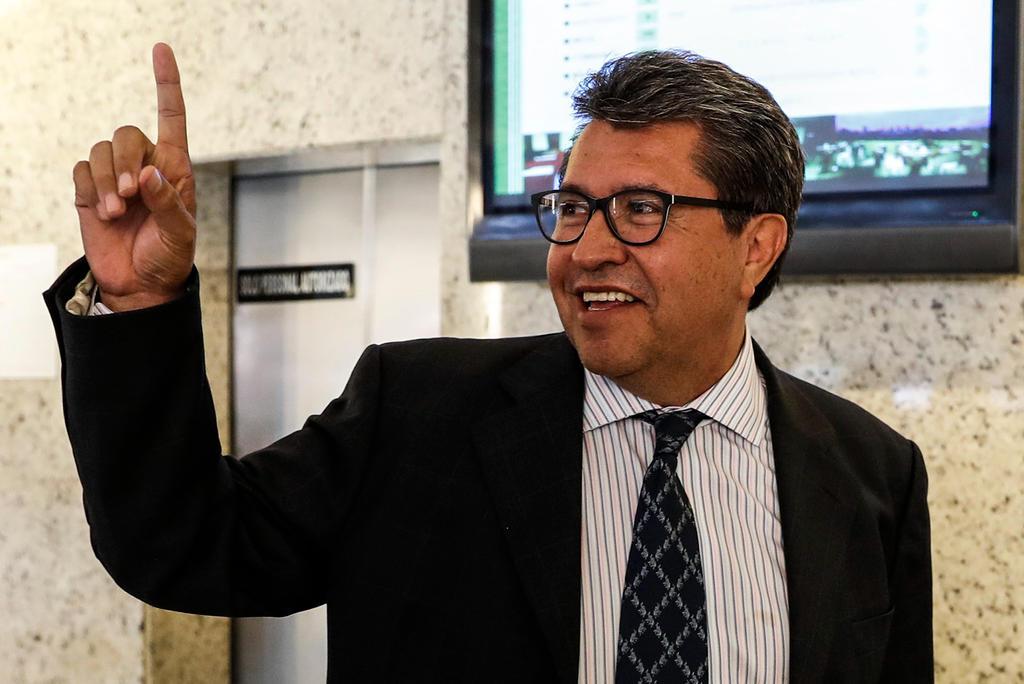 No se descarta Monreal como candidato presidencial para elecciones de 2024