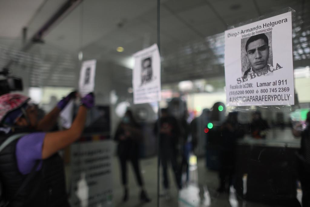Migración emite alerta contra presunto feminicida en CDMX