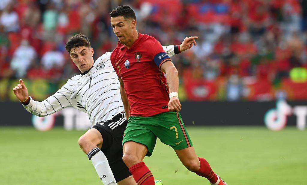 Alemania supera a Portugal y recobra vida en la Euro 2020