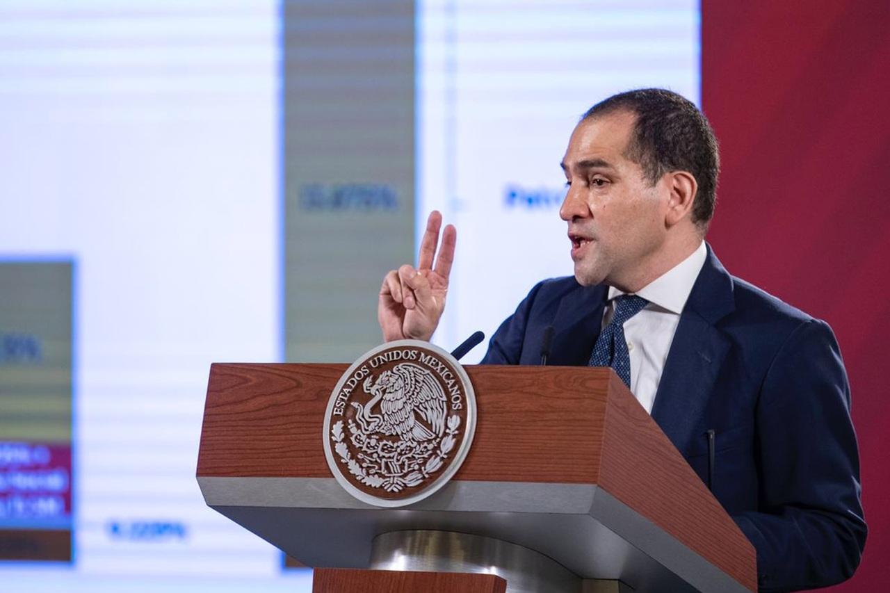 Intercambia Hacienda deuda por 20,859 mdp