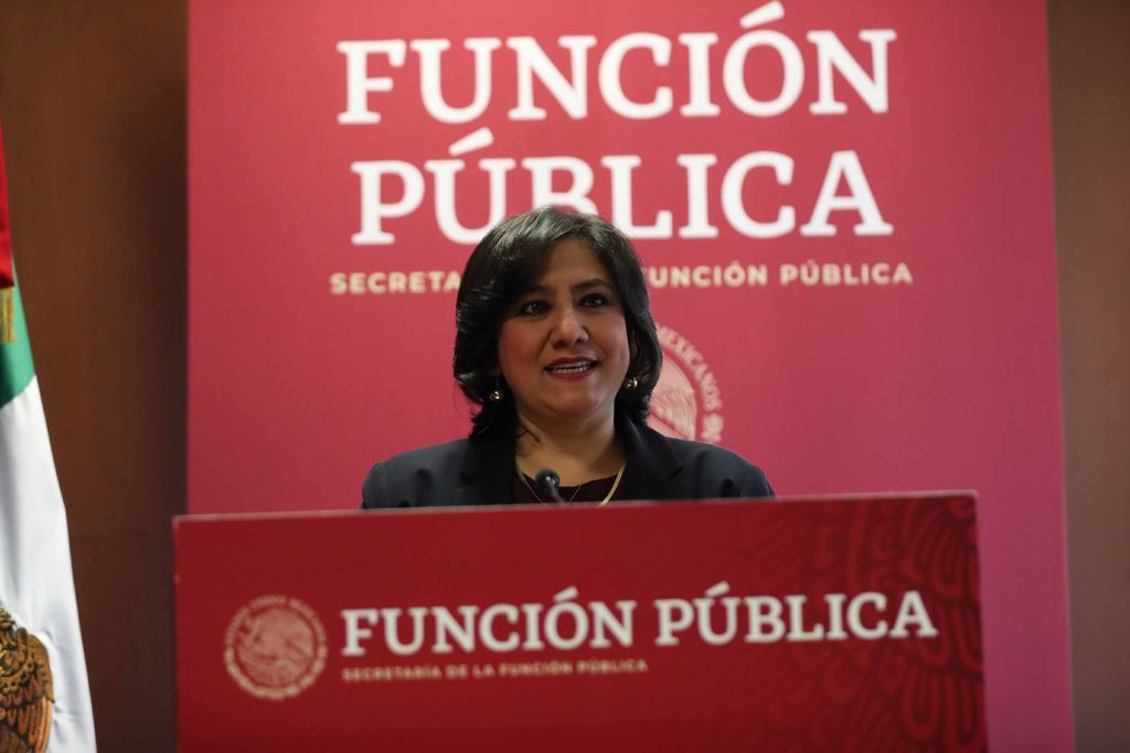 Irma Eréndira Sandoval deja la Secretaría de la Función Pública sin resultados