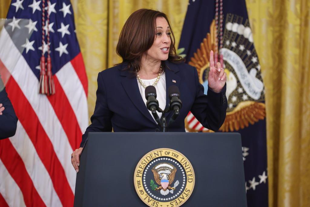 Vicepresidenta Kamala Harris acudirá a conferencia anual de influyente grupo latino en Estados Unidos