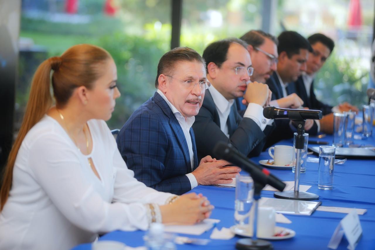 Reconocen alcaldes impulso del Gobierno de Aispuro al Corredor T-MEC