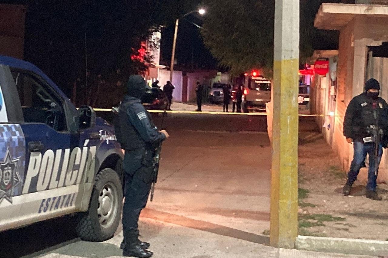 Matan a 9 personas en Zacatecas; 2 eran policías