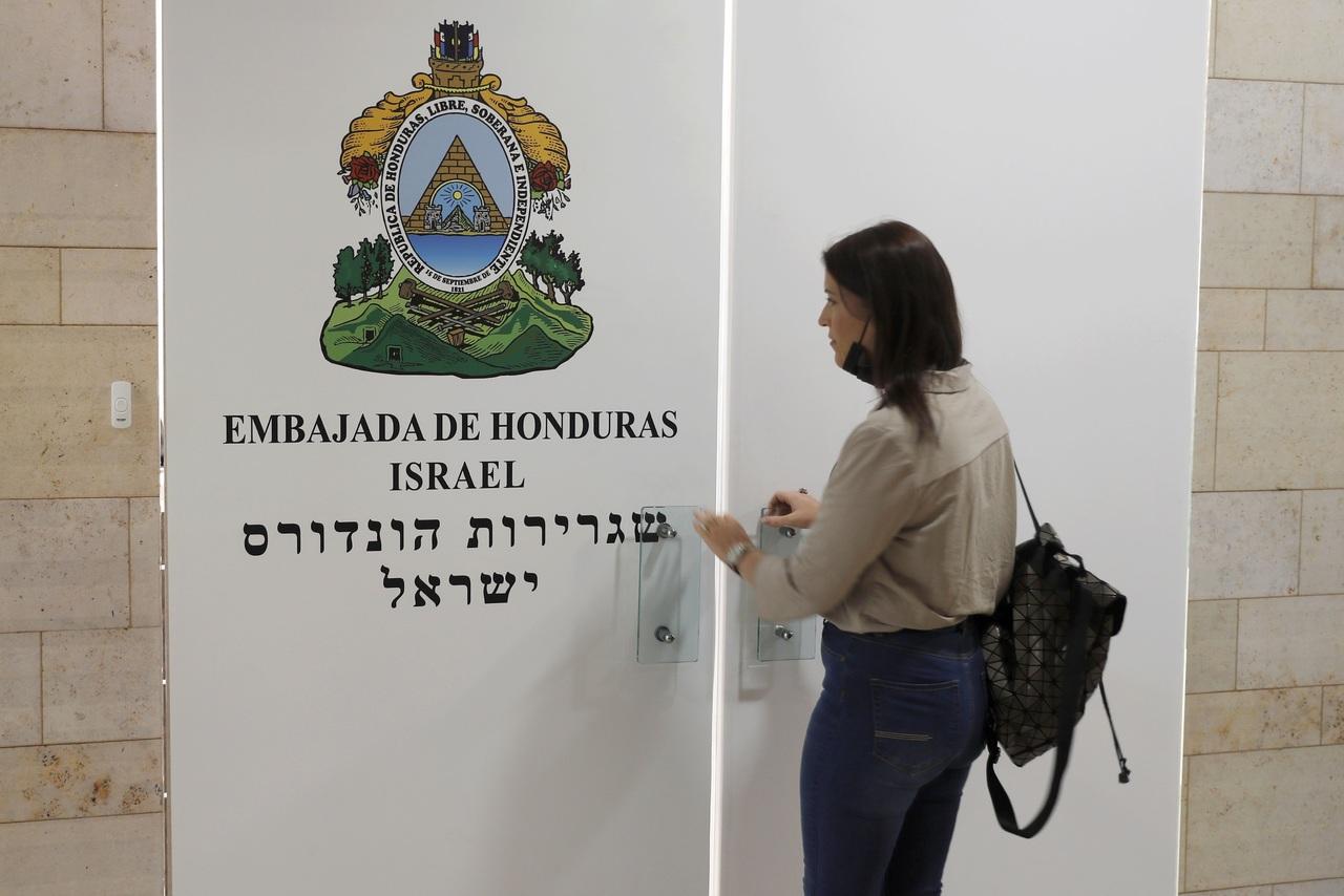 Honduras tendrá una embajada en Israel