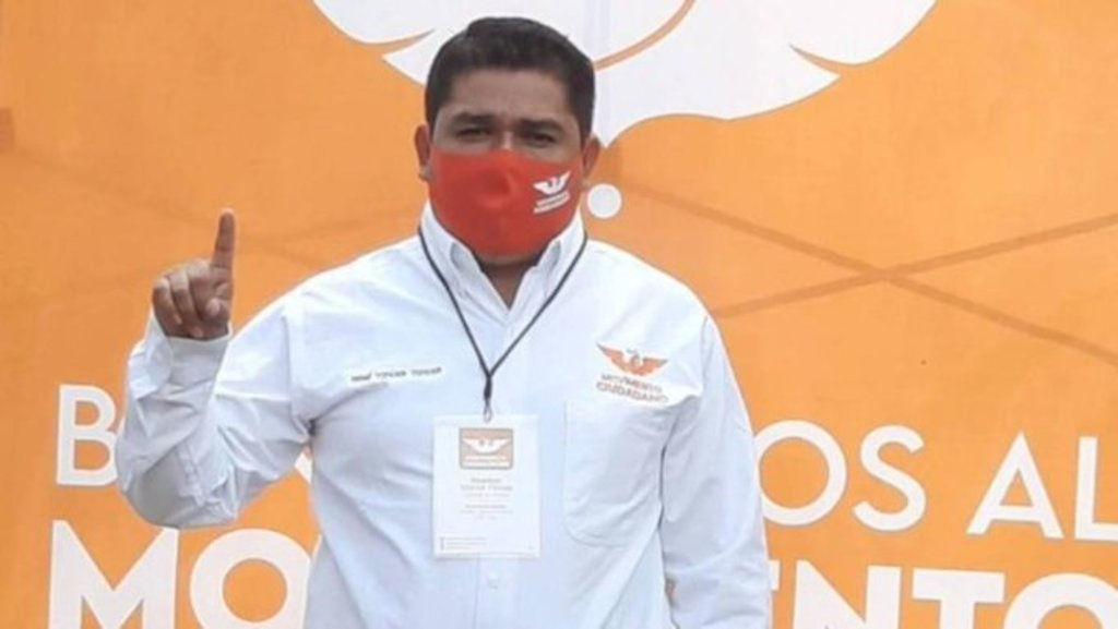 Alcalde electo de Veracruz es detenido por homicidio