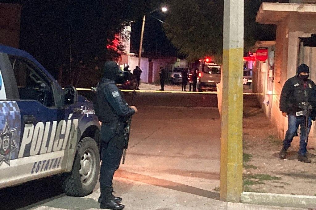Zacatecas registra 11 homicidios en 24 horas
