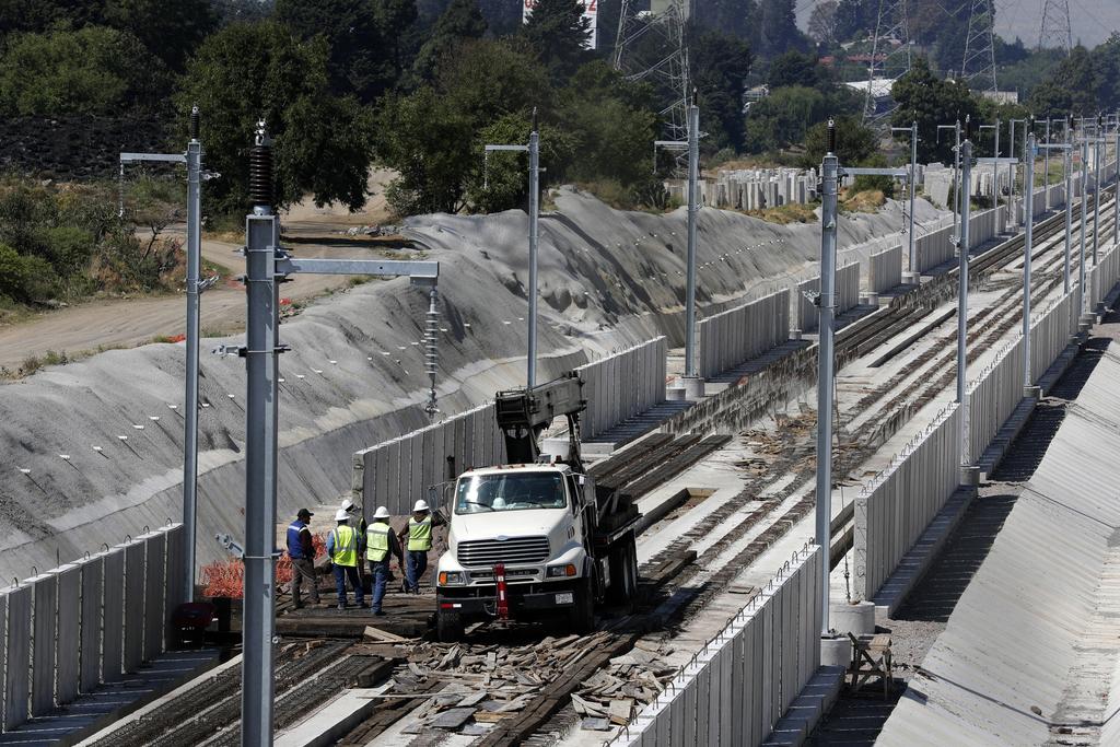 Tren Interurbano operará al final del sexenio