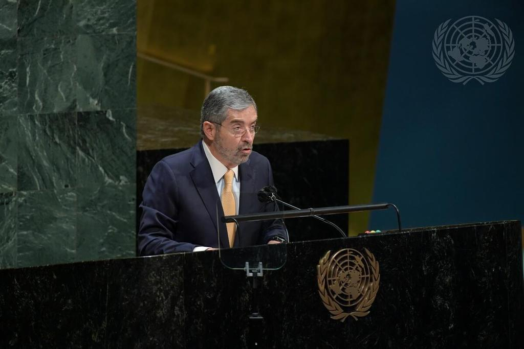 Gobierno de México exige fin del embargo cubano en ONU