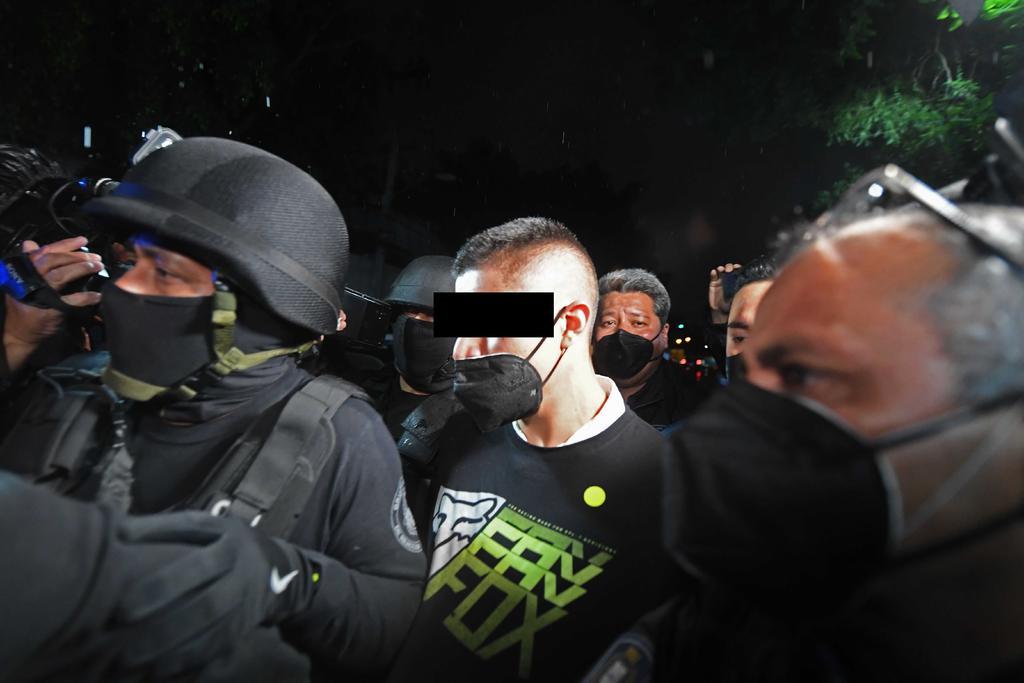 Inicia audiencia de Diego 'N', acusado de atropellar a Fernanda y Polly