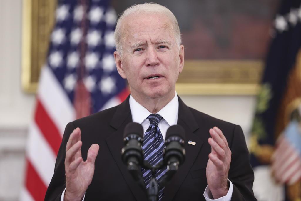 Joe Biden anuncia un acuerdo bipartidista sobre su plan de infraestructura en Estados Unidos