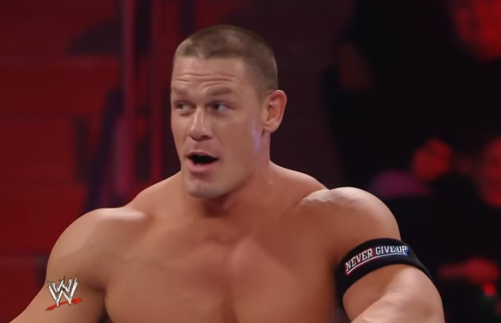 John Cena confirma su regreso a la WWE
