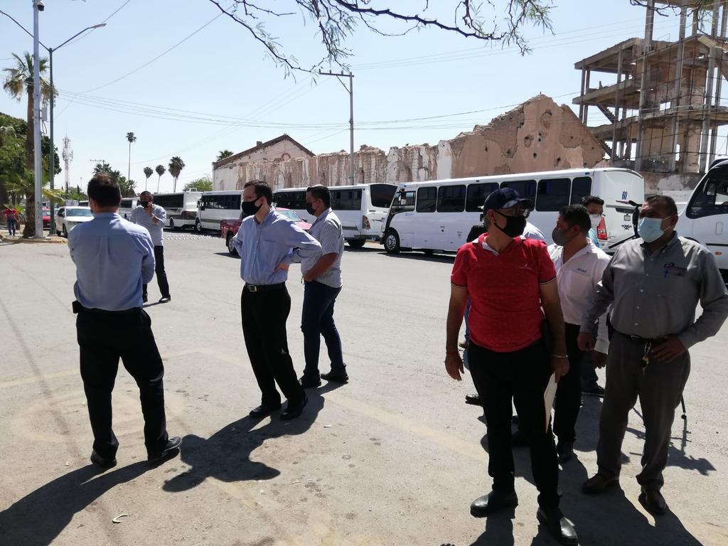 Transportistas en La Laguna de Durango denuncian competencia desleal de foráneos