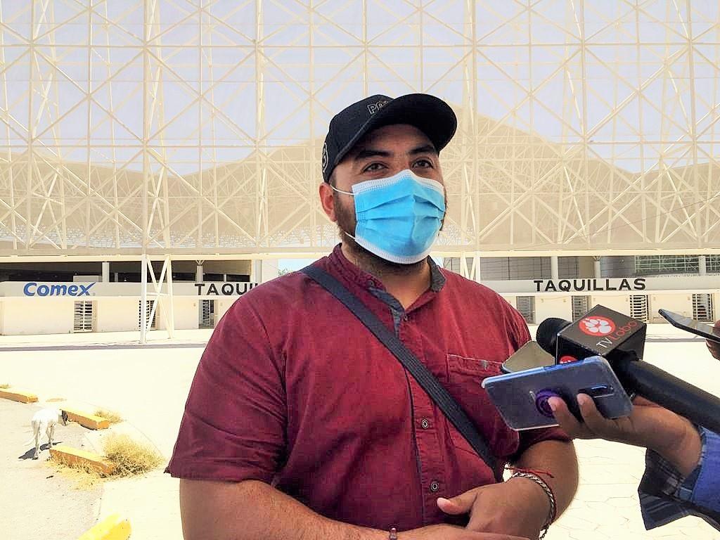 Operativo de pago de pensión y vacunación antiCOVID podrían empalmarse en la Expo Feria de Gómez Palacio