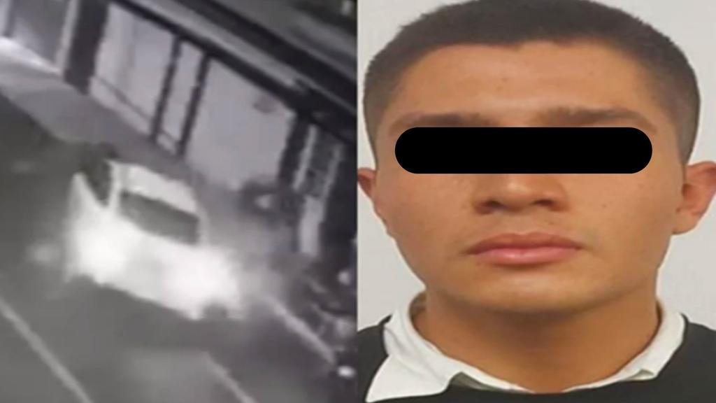 Vinculan a proceso a Diego Armando 'N', agresor que arrolló a mujeres en CDMX