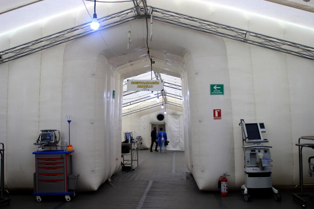 Hidalgo cuenta 36 decesos de personas vacunas contra COVID