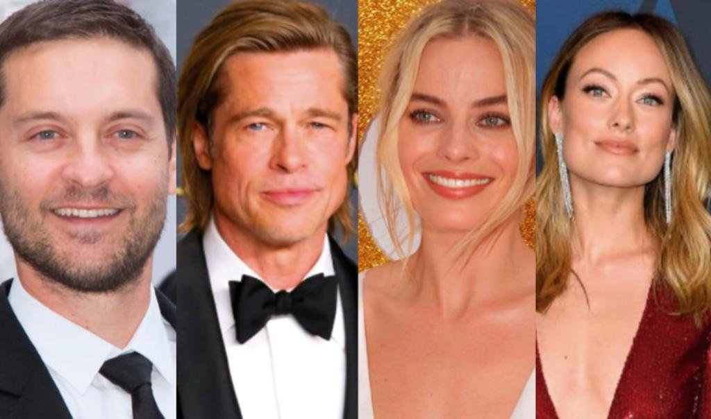 Brad Pitt, Margot Robbie, Ovilia Wilde y Tobey Maguire compartirán pantalla en filme de Chazelle