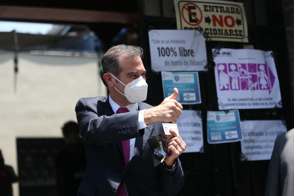Lorenzo Córdova califica de 'increíble' que AMLO hable de reforma electoral tras comicios