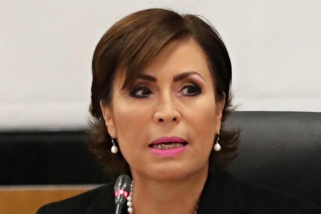 Juez ordena revisar medida de prisión preventiva impuesta a Rosario Robles