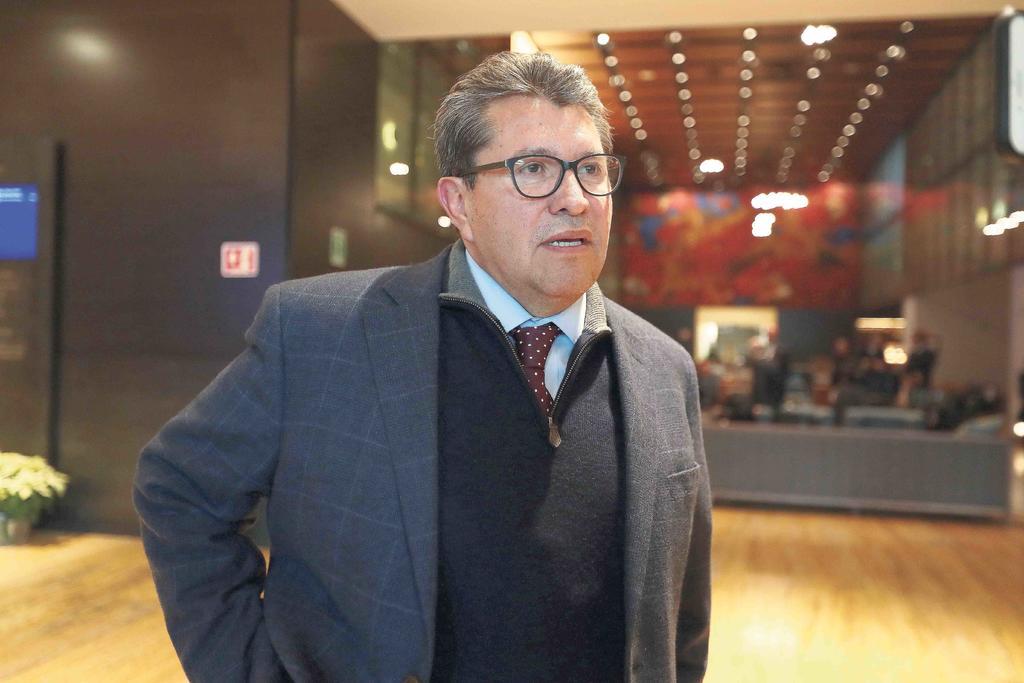 Monreal apremia a SCJN a resolver controversia por caso García Cabeza de Vaca