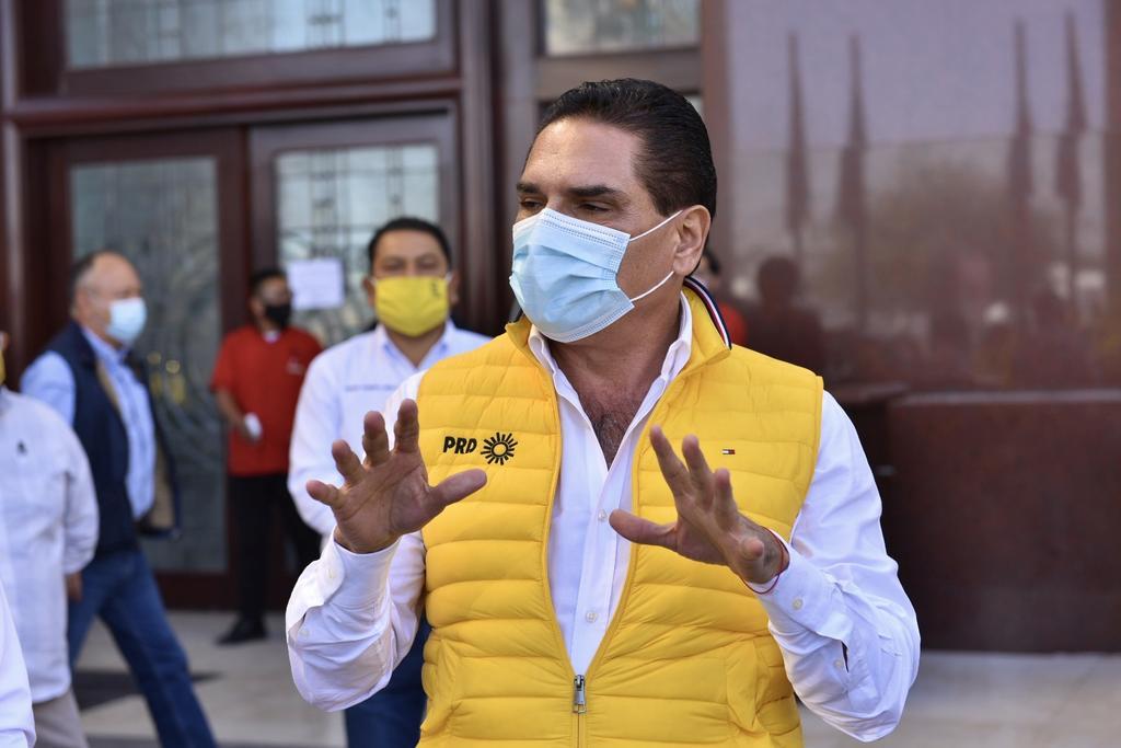 Aureoles anuncia que denunciará presunta participación de crimen en comicios ante ONU y EUA