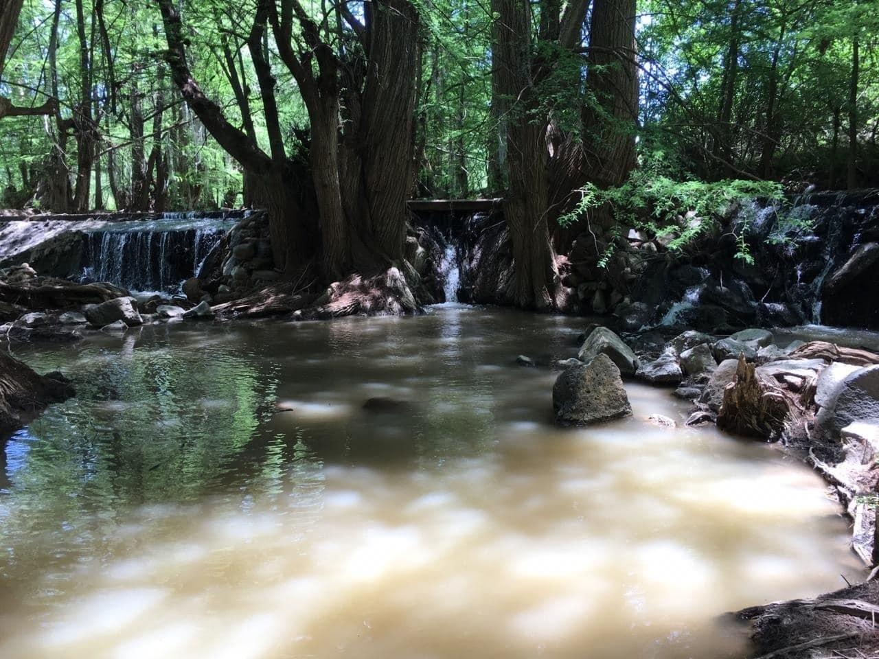 Río Nombre de Dios, sin aguas negras