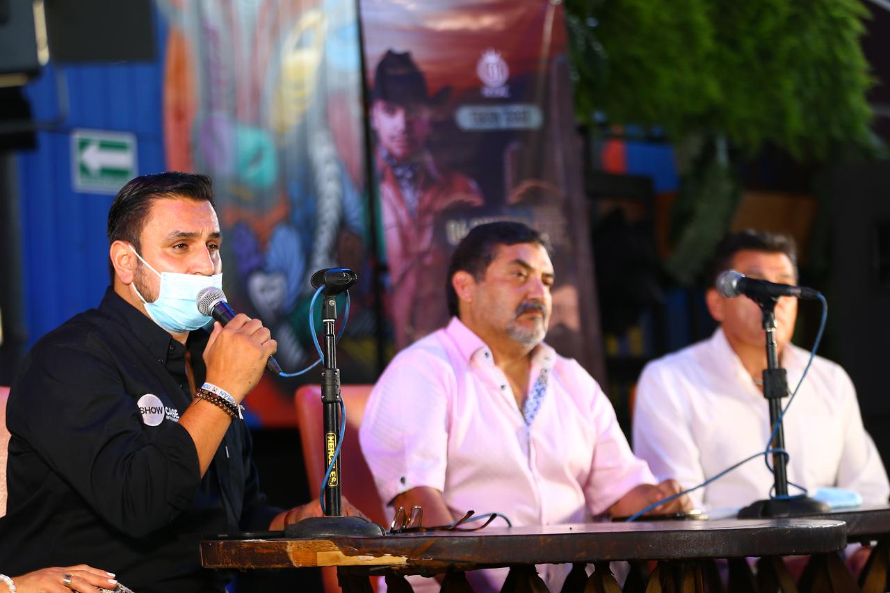 Confirman concierto de Christian Nodal en Durango