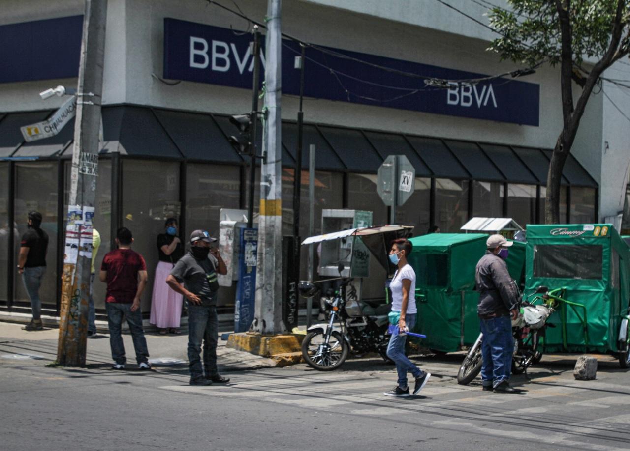 BBVA de México coloca el primer 'bono social Covid' por 250 millones de dólares