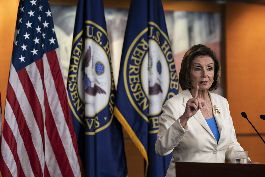 Demócratas crean comisión por asalto al Capitolio